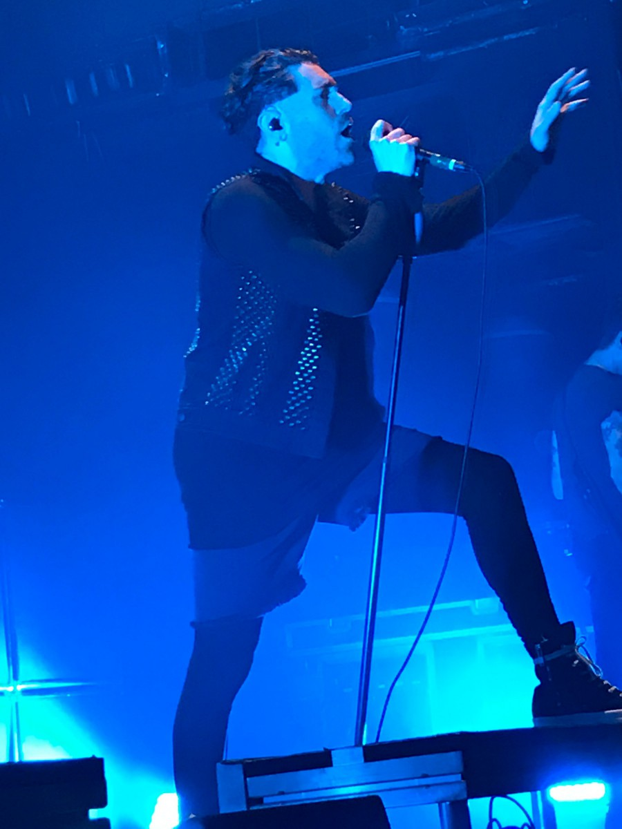 Davey Havok: House of Blues, Cleveland