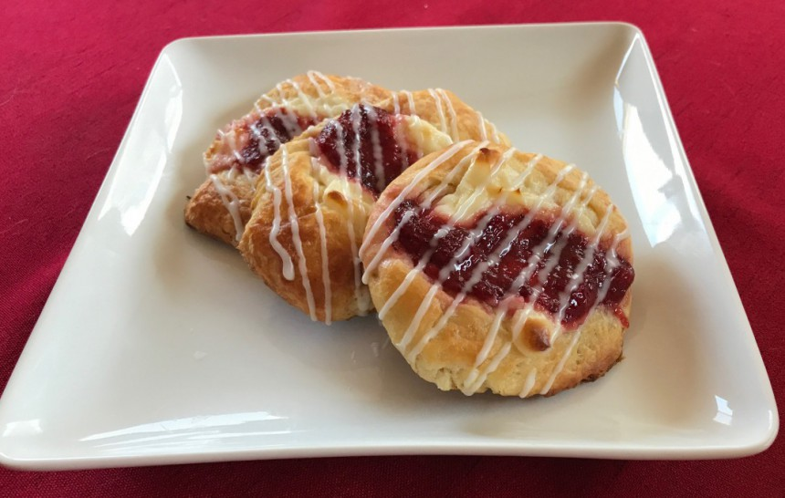 Fruited Danishes