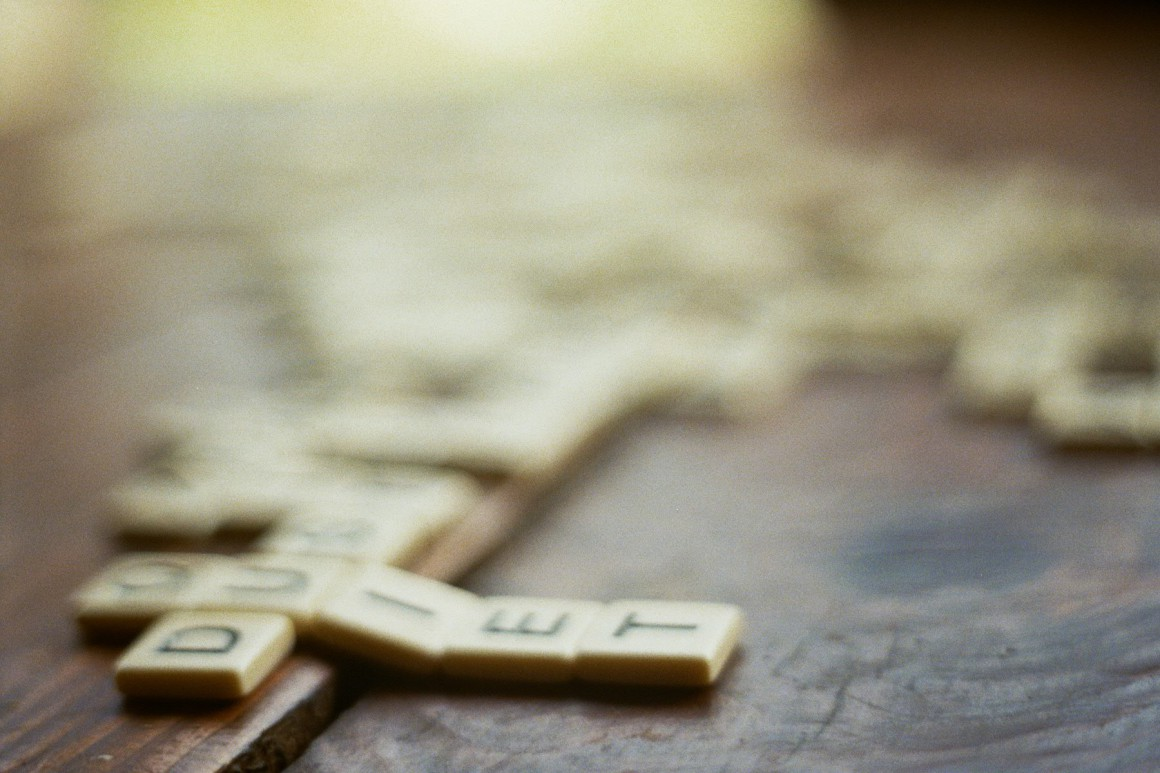 Game of Scrabble