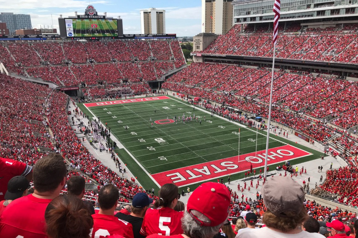 Game Day Ohio Stadium